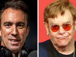 How radio star 'f***ed' over Elton John