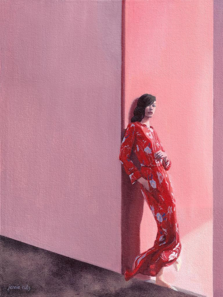 Lost in the stairway Picture: Jennie Rutz