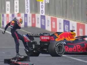 F1 world rages over terrifying disaster