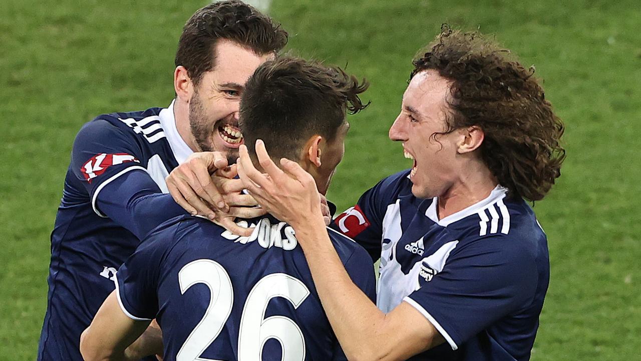 A-League - Melbourne Victory v Melbourne City