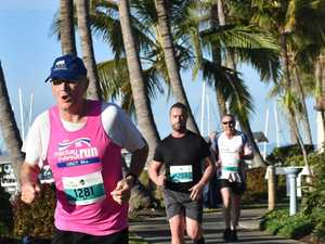Runners take on personal challenges at the Marina Fun Run