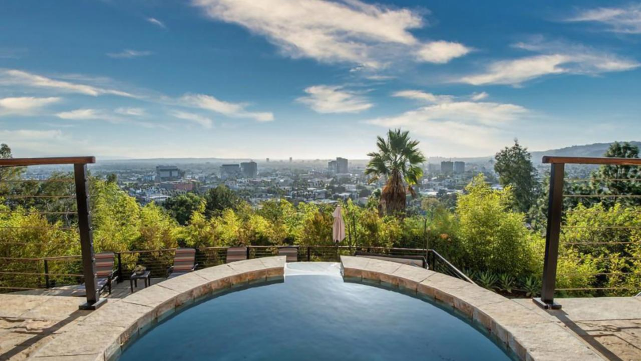 Take a dip with a view. Picture: Realtor.com