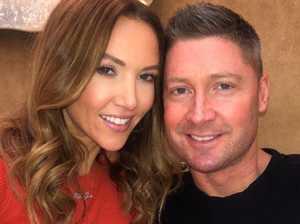 Ex-wife breaks silence on Clarke rumours