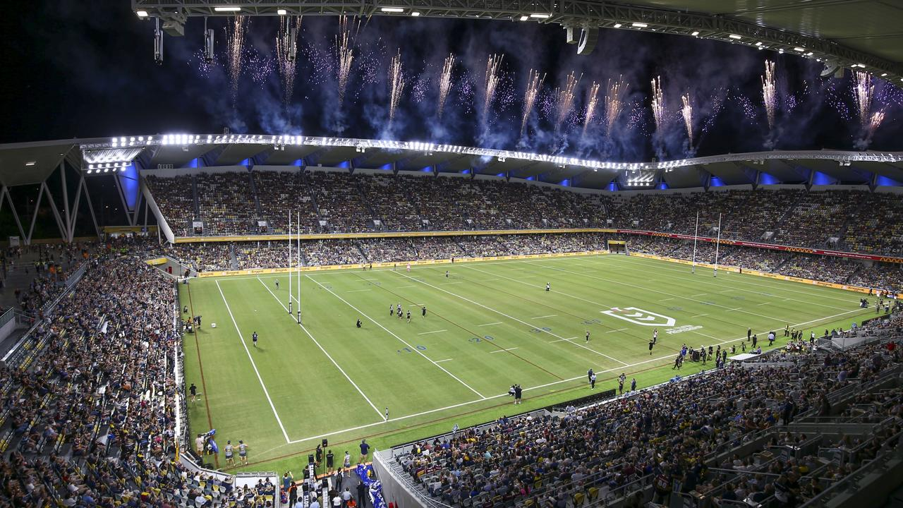 Queensland Country Bank Stadium will be a sell-out for the State of Origin series opener. Picture: NRL Photos
