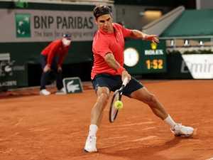 Federer's French Open bombshell