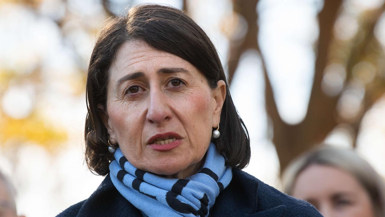 Premier Gladys Berejiklian originally announced the ban a year ago. Picture: NCA NewsWire/Bianca De Marchi