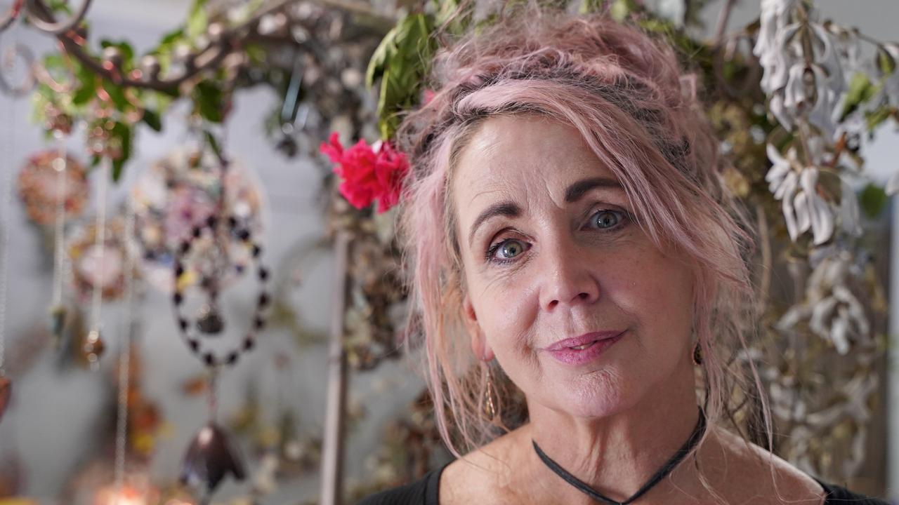 The Bush Florist owner Lana Ross. Picture: Heidi Petith