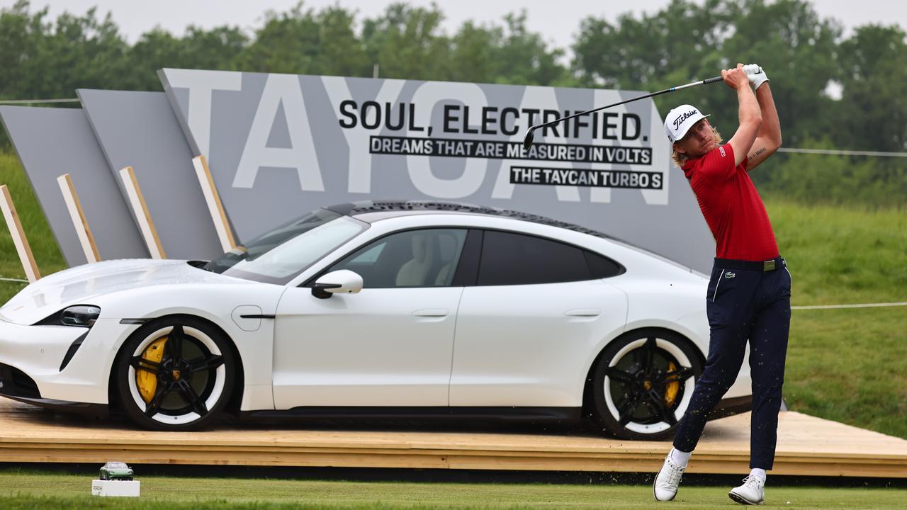 Porsche European Open - Day Two