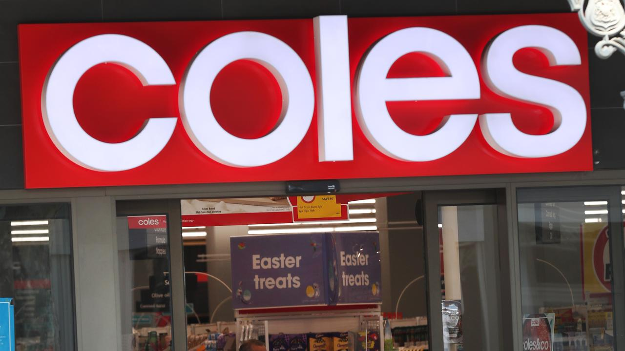 A Coles customer upset at his treatment by the supermarket over his need to scan a QR code has received an apology from the retailer. Picture: David Crosling / NCA NewsWire