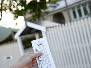 Ipswich newsagent sells $1.1m winning Lotto ticket
