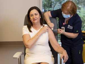Palaszczuk loses Covid vaccination race
