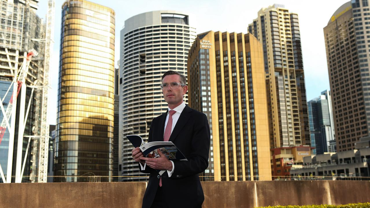 NSW Treasurer Dominic Perrottet said addressing housing issues will be crucial. Picture: NCA NewsWire / Gaye Gerard