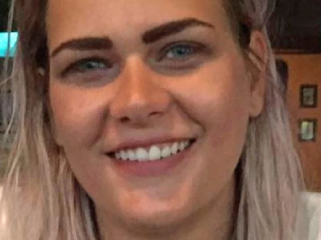 Bethan Roper died from head injuries after being struck by a tree branch. Picture: Handout/British Transport Police