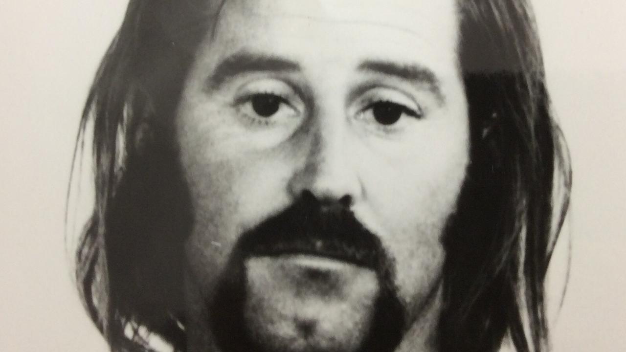 A 1978 photo of Garry Dubois.