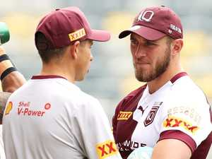 Ipswich mates share thoughts from Qld Origin camp