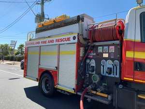 Fire crews close street to investigate suspicious gas smell