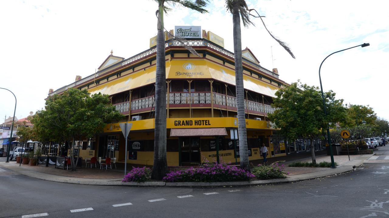 Grand Hotel Bundaberg