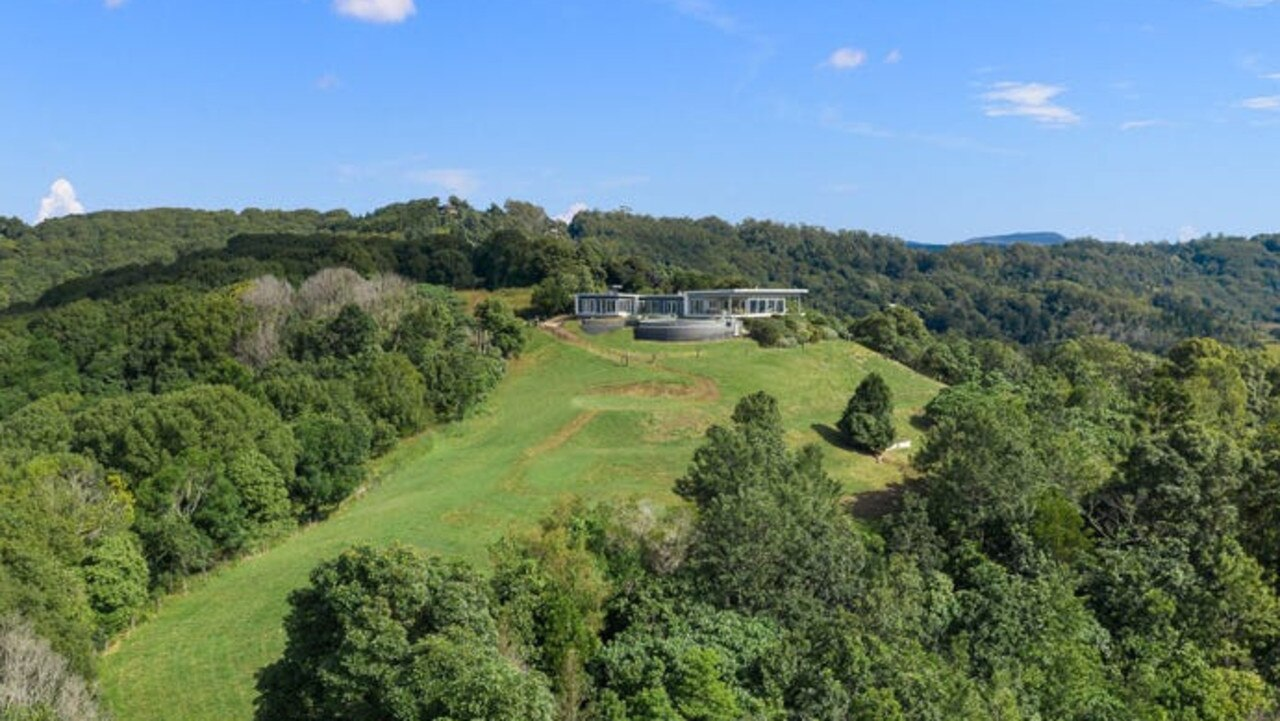 Ultimate seclusion with 28ha of picturesque grounds.