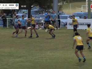 REPLAY: Allan Langer Trophy - Keebra Park vs Mabel Park
