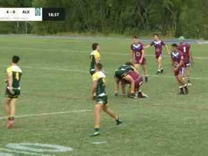 REPLAY: Langer Cup Reserve Grade - Wavell SHS vs Alex Hills