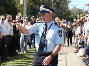 'Deadset kick around bloke': Coast cop retires after 38 yrs