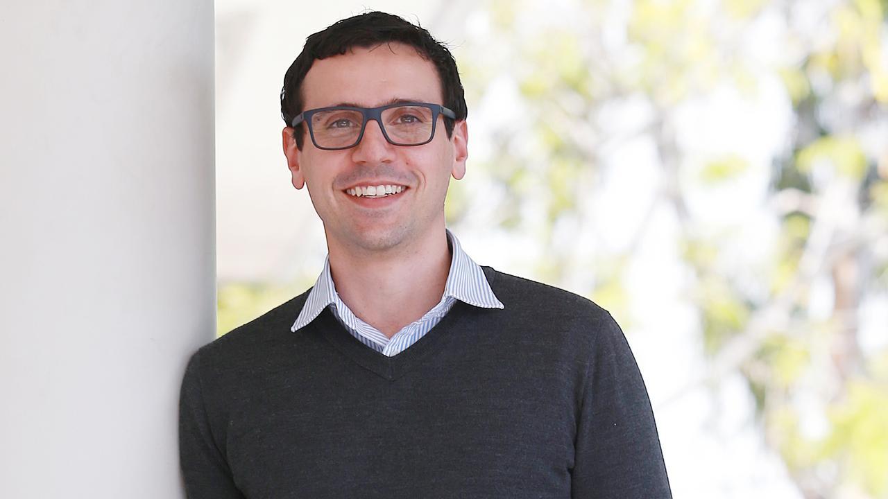 Tritium co-founder Paul Sernia. Picture:Claudia Baxter