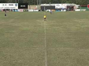 REPLAY: Langer Trophy Reserve Grade - Mabel Park vs Keebra Park