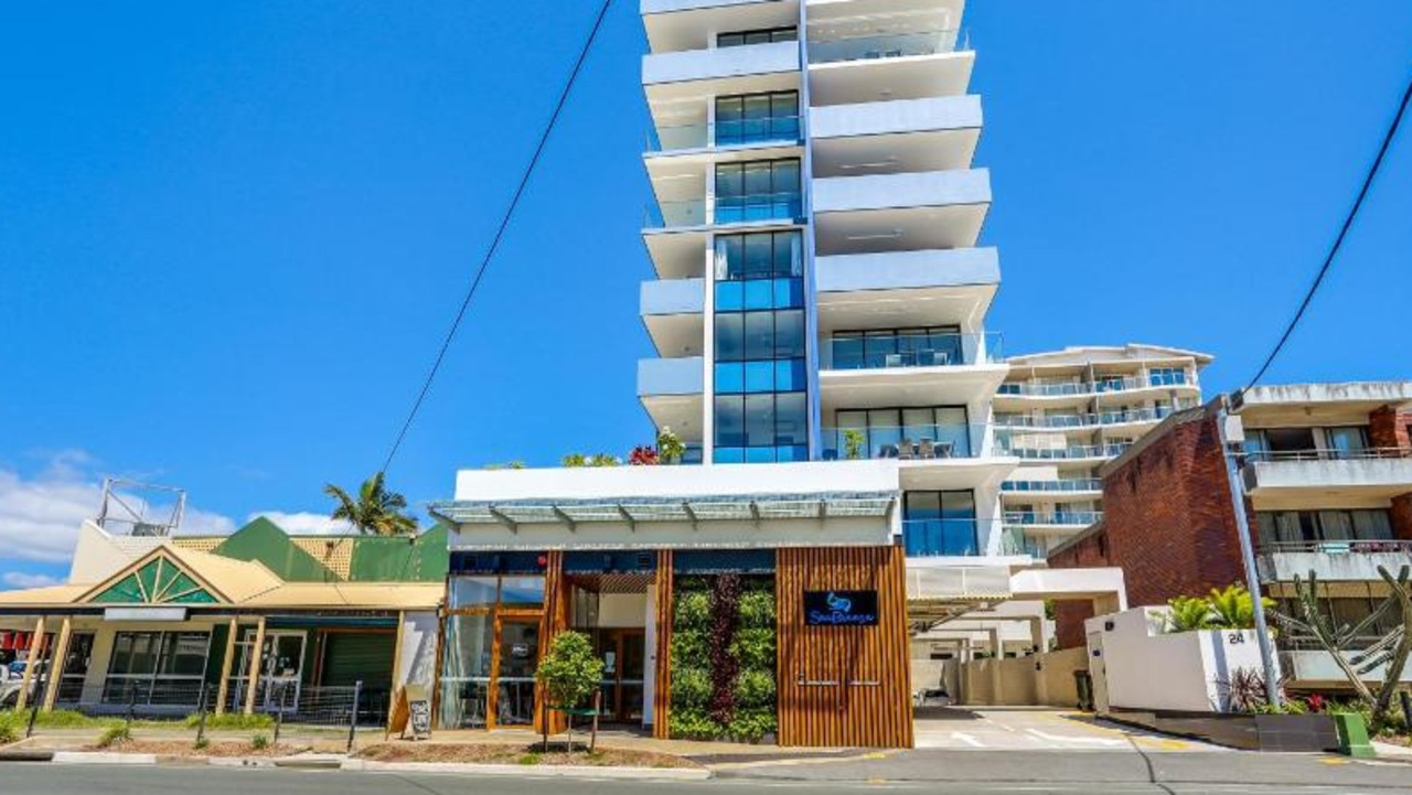 Direct Hotels has applied for permission to let units in the Sea Breeze apartment building on a short-stay basis.