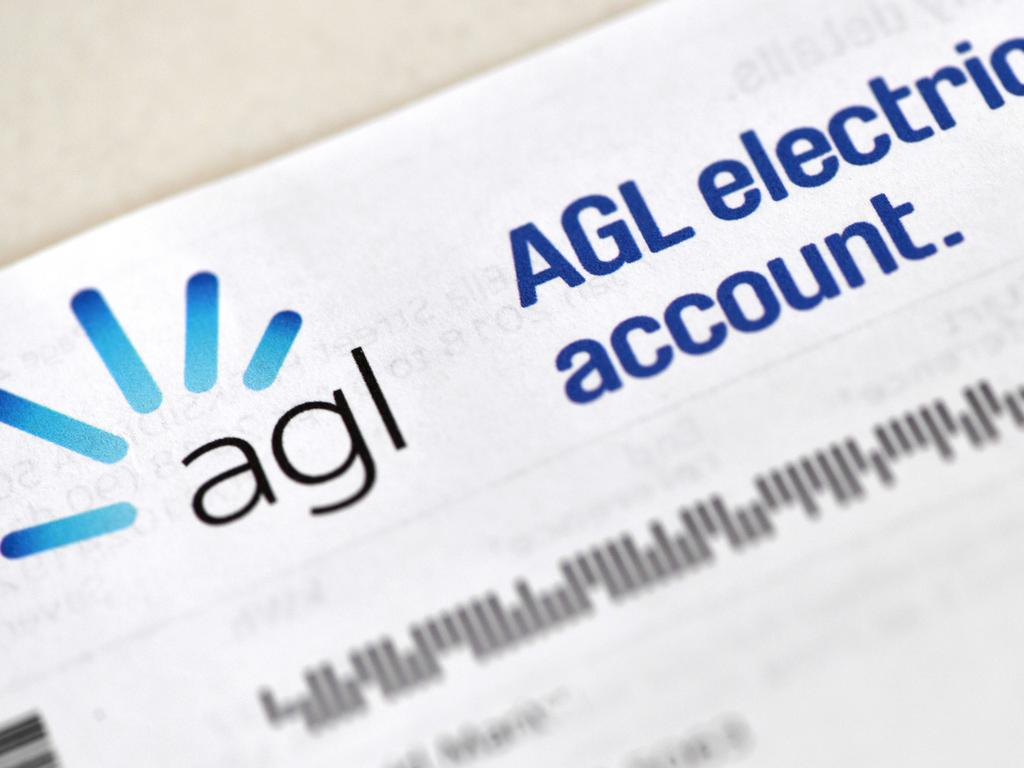 Greenpeace used the AGL logo in a campaign against the energy giant. Picture: AAP Image/David Mariuz