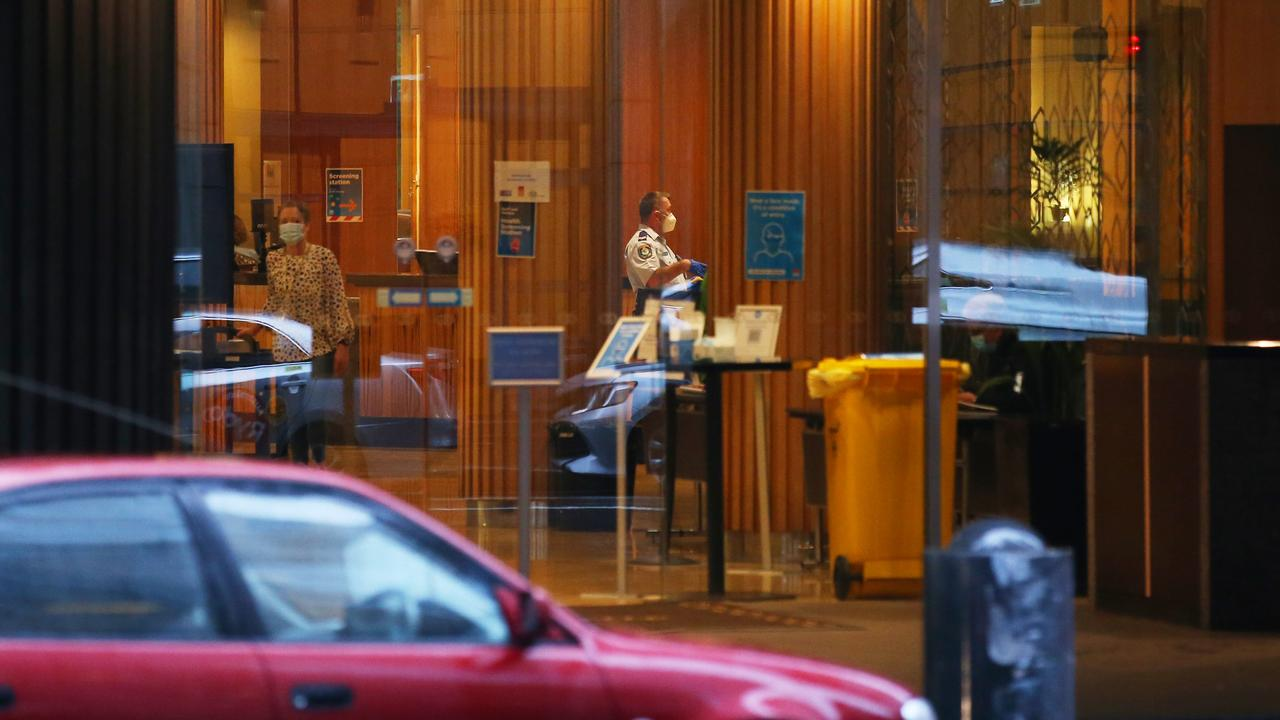 Police launched an investigation. Picture: Nikki Short / NCA NewsWire