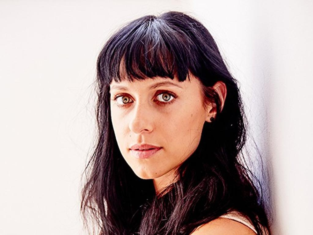 Jessica Falkholt was forging her career in the Australian television and film scene.