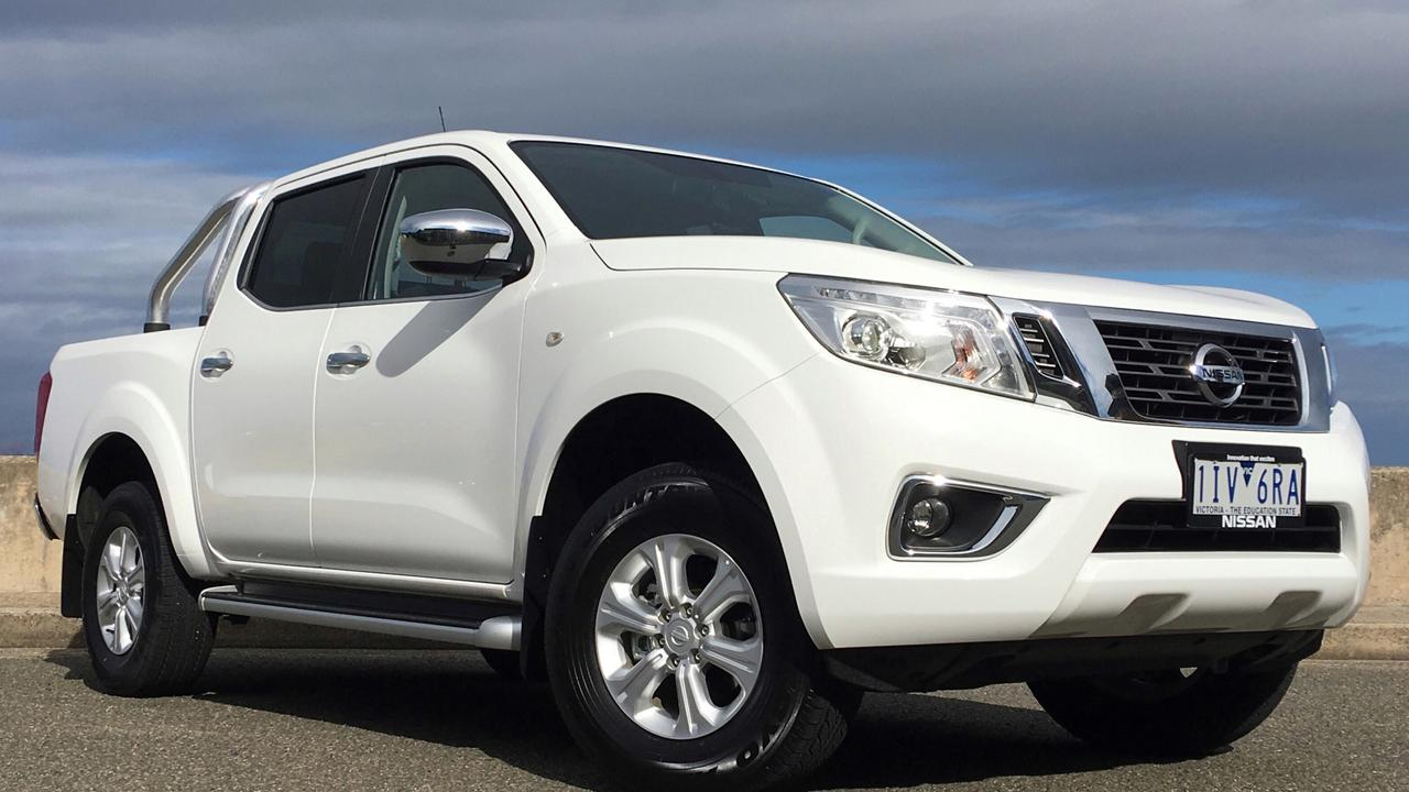 A Nissan Navara ST (2017 model) similar to the dud ute. Picture: Supplied.
