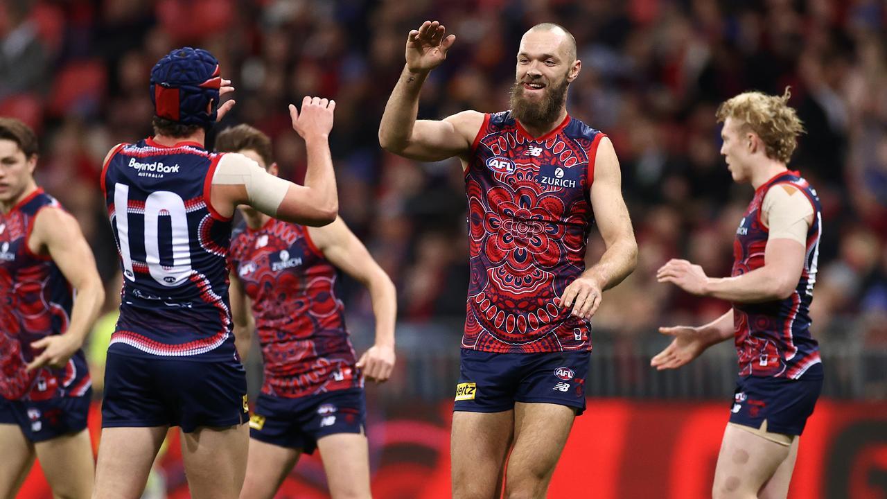 AFL Rd 12 - Melbourne v Brisbane