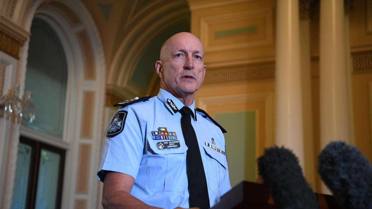 Queensland Police Deputy Commissioner Steve Gollschewski has warned the couple could face serious charges. Picture: Dan Peled