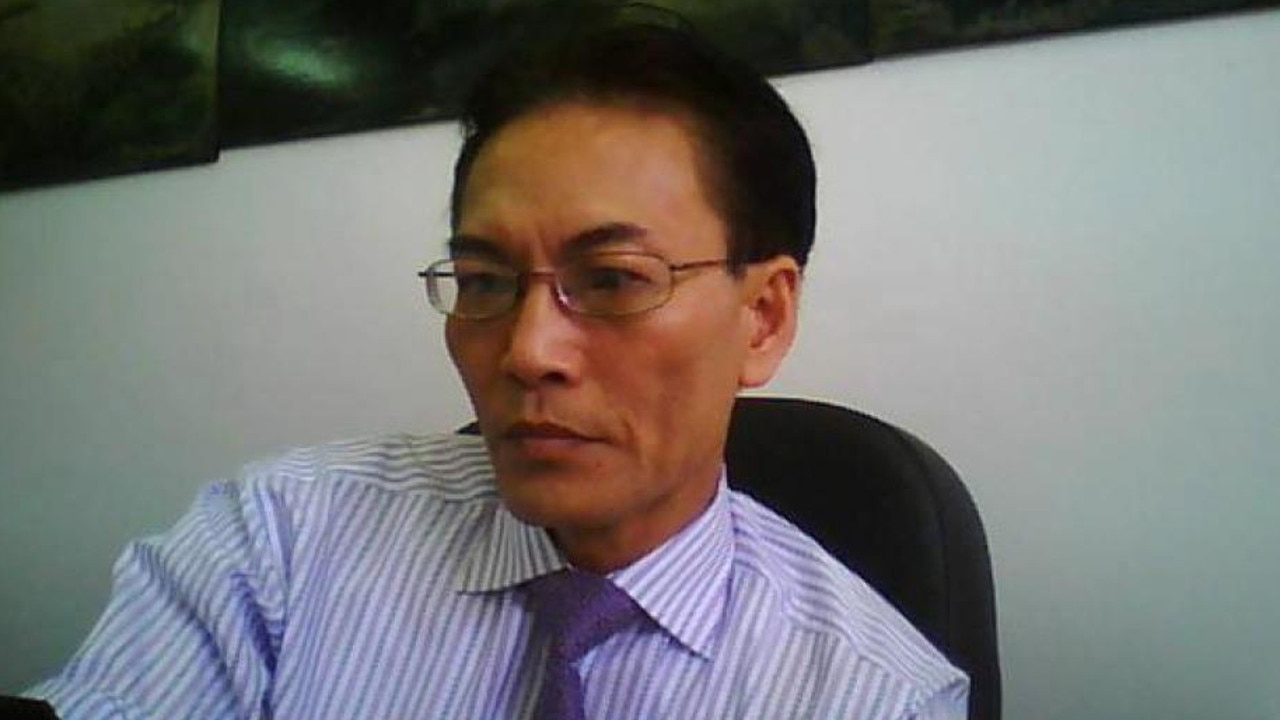 Solicitor Ho Ledinh was killed outside the Happy Cup Cafe at Bankstown. Picture: Facebook