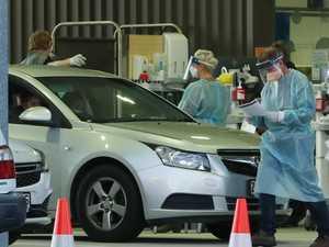 Lockdown escapees thrust Queensland into Covid scramble