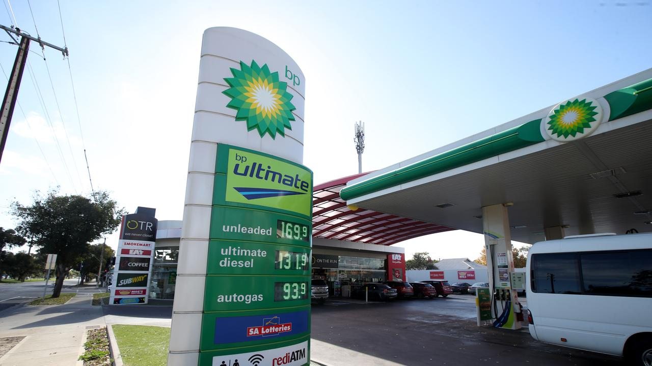 Sydney is the priciest city for fuel. Picture: NCA NewsWire / Kelly Barnes