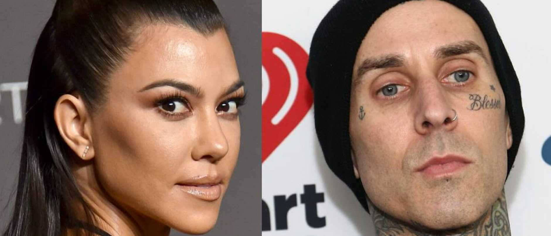 Nothing says 'I love you', more than giving your partner a vial of your own blood, which is exactly what Travis Barker did for Kourtney Kardashian.