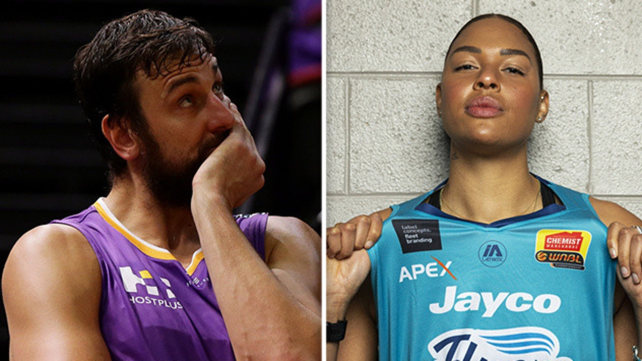 The two giants of Australian Basketball have been engulfed in a series of online arguments for more than half a decade but how did it start?