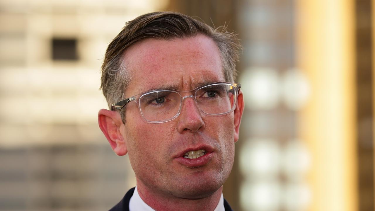 NSW Treasurer Dominic Perrottet announced the scheme in March. Picture: NCA NewsWire / Gaye Gerard