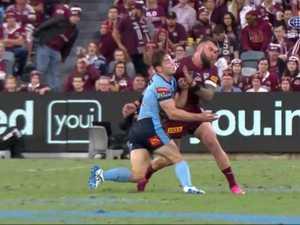 HIGH hit on Murray worth a sinbin?