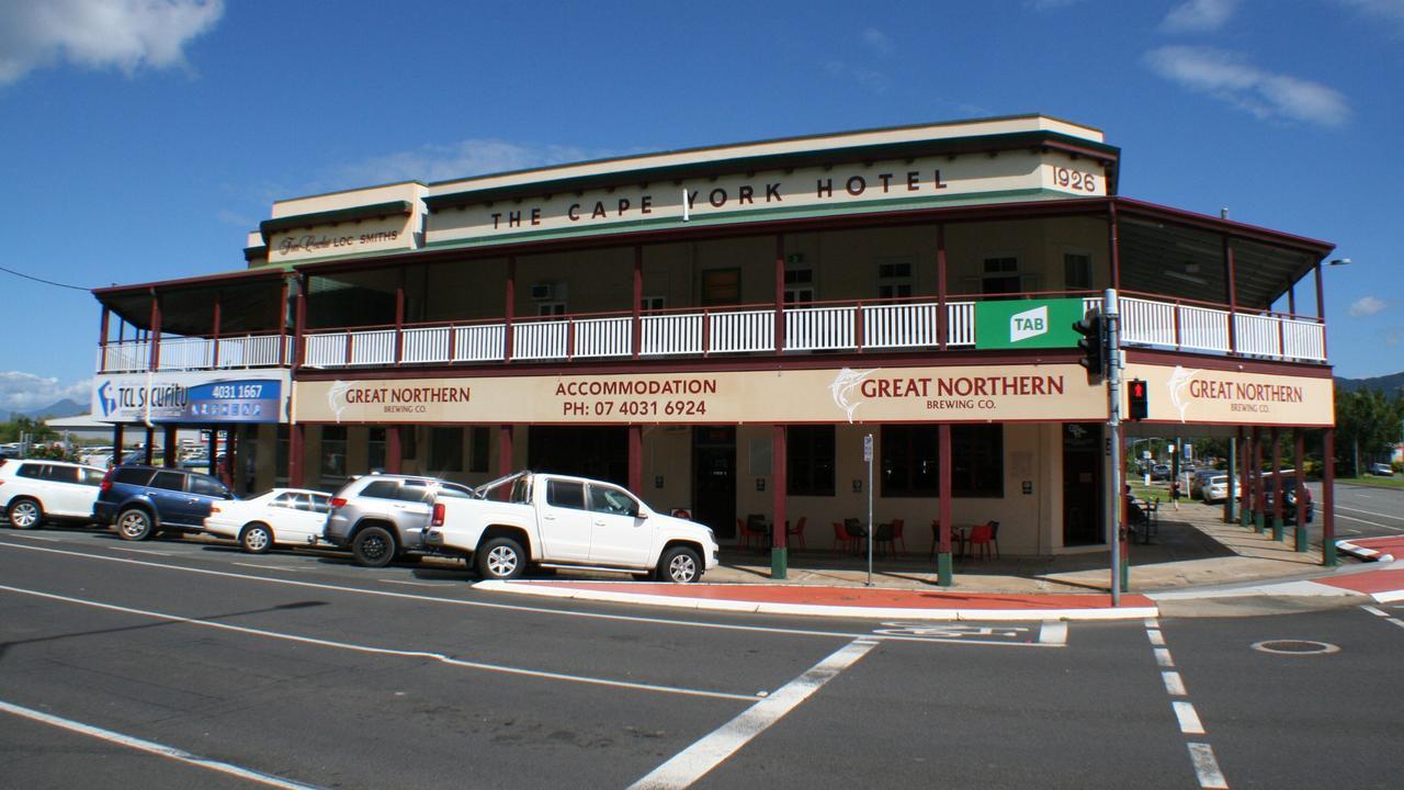 Cape York Hotel, Bunda Street