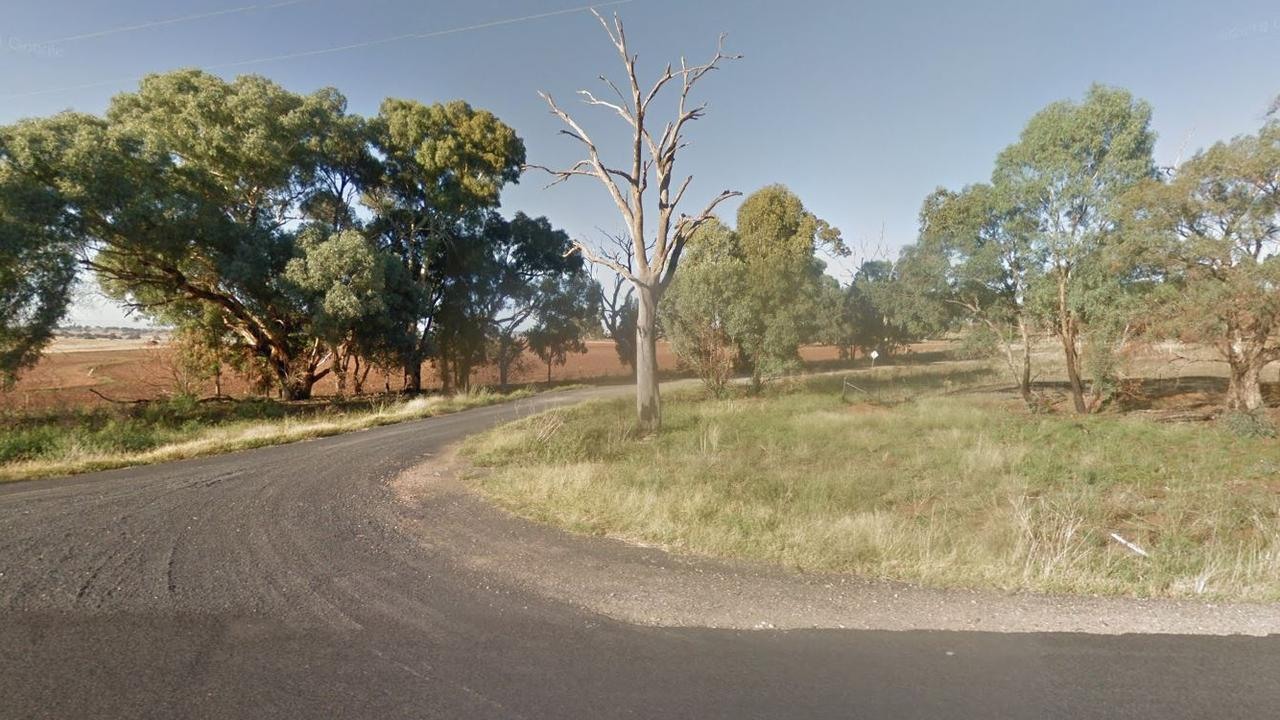 The woman was at a rural property when the incident occurred. Picture: Google Maps