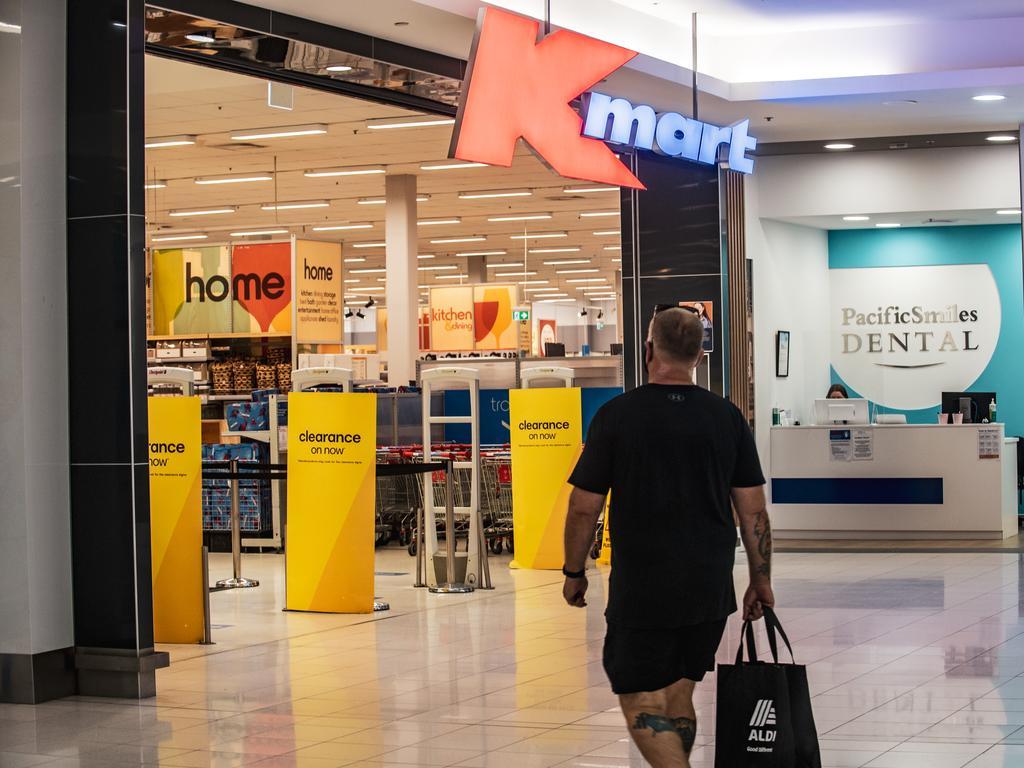 SYDNEY, AUSTRALIA - NCA NewsWire Photos January , 14, 202 Generics of K-Mart Marrickville Picture: NCA NewsWire/Flavio Brancaleone