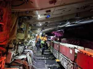 Ignition incident halts operations at CQ underground mine