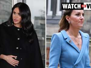 Harry and Meghan's name for new baby contains a peculiar Kate connection