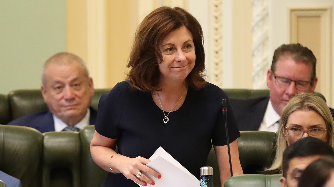 Ipswich MP Jennifer Howard.