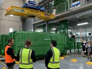 Key numbers behind CBD's new $21m waste system revealed