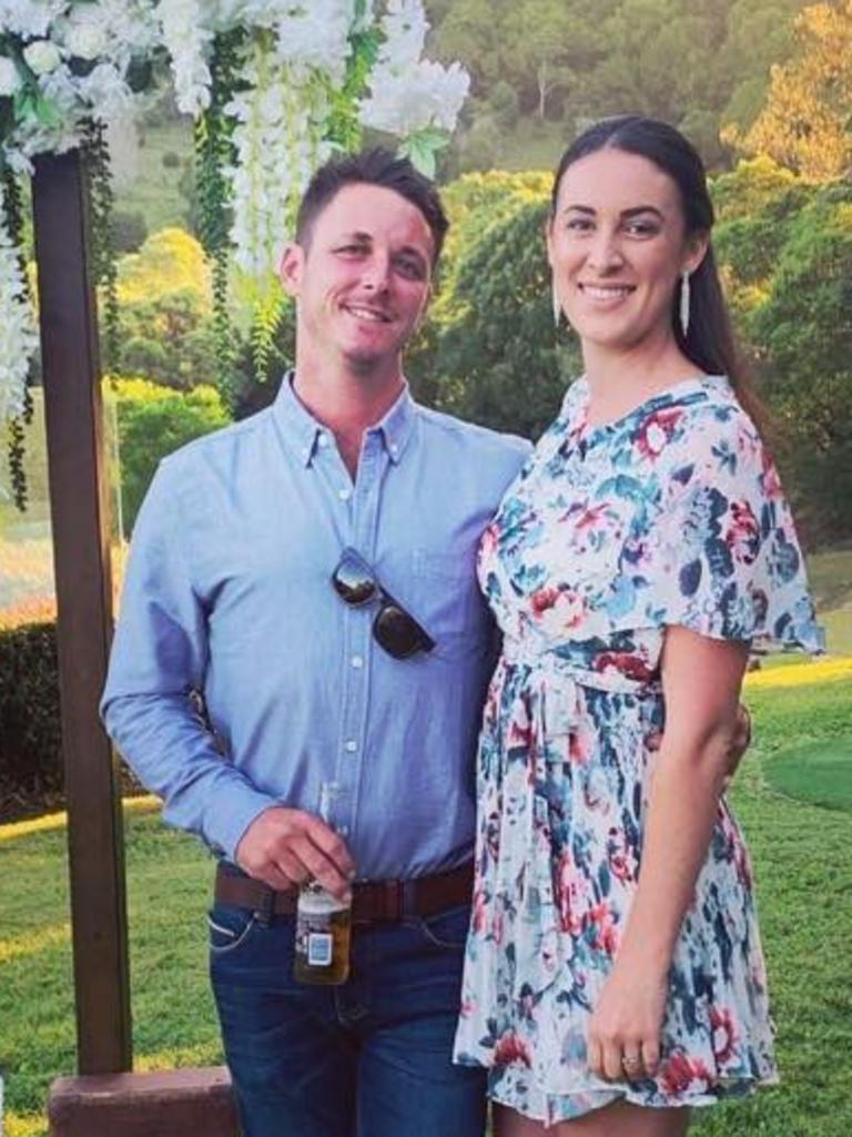 Imbil teacher Rachel Fleming has been revealed as the good Samaritan who tried to help at the scene of a fatal accident near Gympie last Thursday, but was hit by an oncoming car that ploughed into the crash scene.