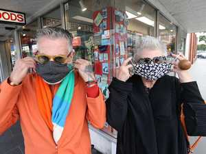 Virus experts split on mask rule as city lockdown ends